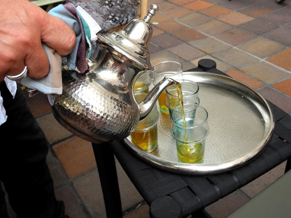 Moroccan Tea Marseille