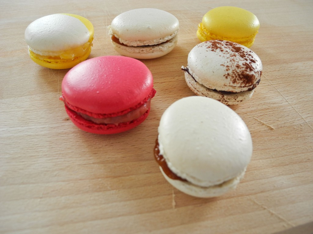 Not only are macarons melt-in-your-mouth-amazing, they also make for beautiful subjects!